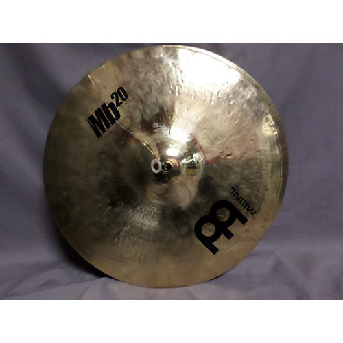 Meinl 14in MB20 Heavy Soundwave Hi-hats Cymbal