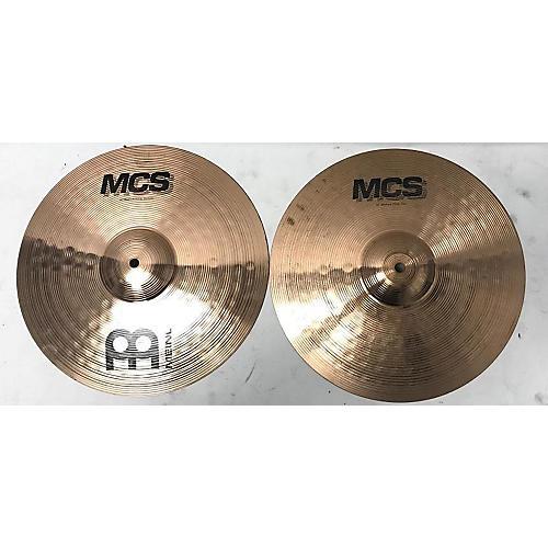 Meinl 14in MCS Hi-Hat Pair Cymbal