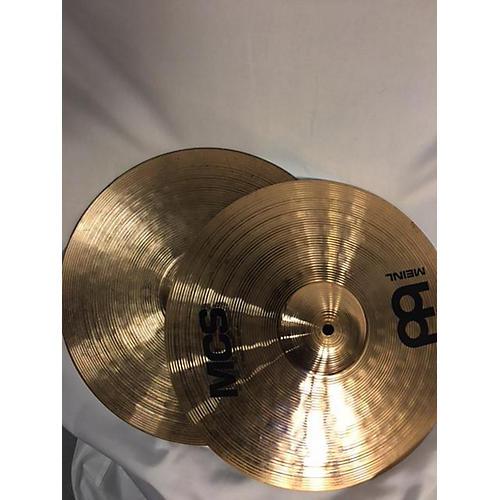 Meinl 14in MCS Hi Hats Cymbal