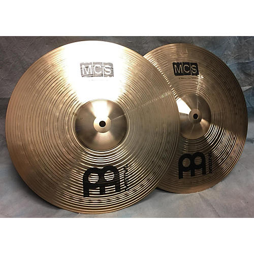 Meinl 14in MCS MEDIUM HI HAT Cymbal-thumbnail