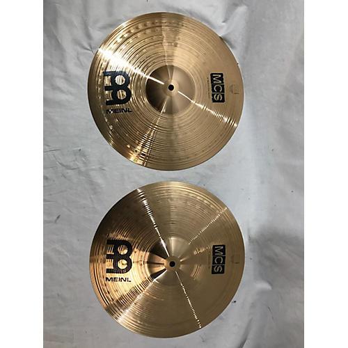 Meinl 14in MCS MEDIUM HIHAT PAIR Cymbal