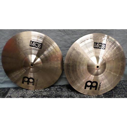 Meinl 14in MCS SERIES HIHAT PAIR Cymbal