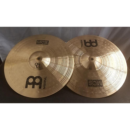 Meinl 14in MCS Series Hi-hat Pair Cymbal-thumbnail