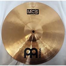 Meinl 14in MCS Series HiHat Cymbal