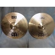 Meinl 14in MCS Series Medium Hi Hats Cymbal