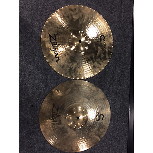 Zildjian 14in Mastersound Hi Hats Pair Cymbal-thumbnail