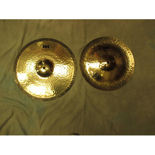 Sabian 14in Mike Portnoy Signature Max Stax Low Cymbal