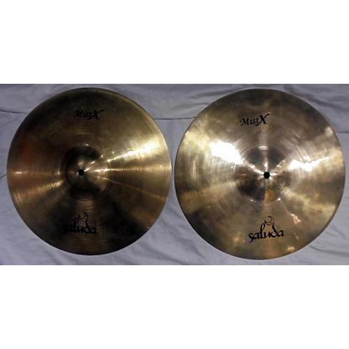 Saluda 14in Mist X Cymbal