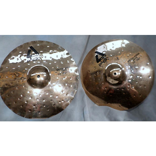 Paiste 14in New Alpha Medium Hi Hat Pair Cymbal