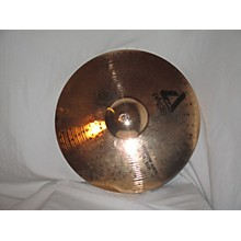 Paiste 14in New Alpha Medium Hi Hat Top Cymbal
