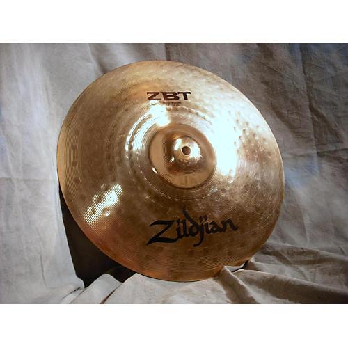 used zildjian 14in new beat hi hat bottom cymbal guitar center. Black Bedroom Furniture Sets. Home Design Ideas