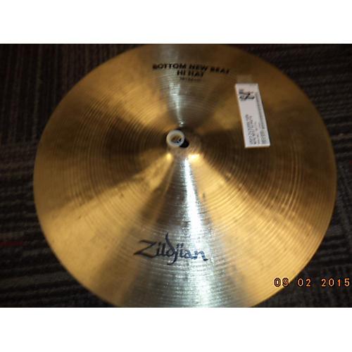 Zildjian 14in New Beat Hi Hat Bottom Cymbal-thumbnail