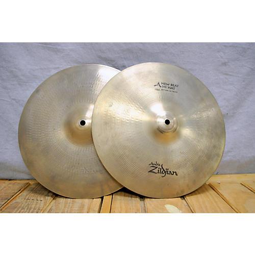 Zildjian 14in New Beat Hi Hat Pair Cymbal  33