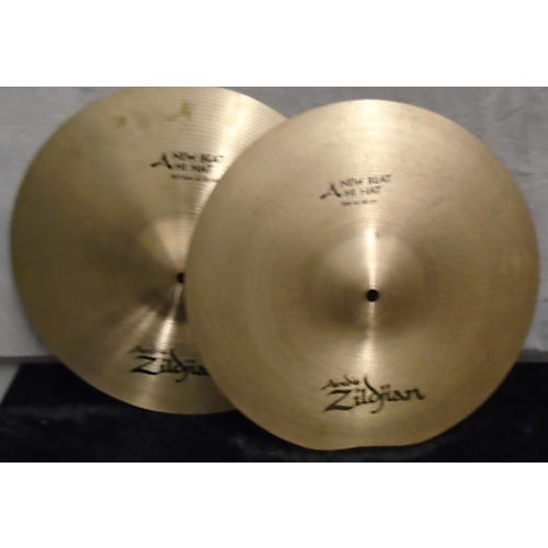 Zildjian 14in New Beat Hi Hat Pair-thumbnail