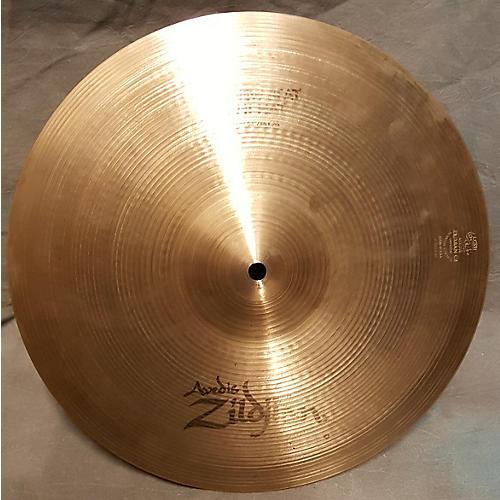 Zildjian 14in New Beat Hi Hat Top Cymbal-thumbnail