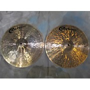 Bosphorus Cymbals 14in New Orleans Series HiHat Cymbal