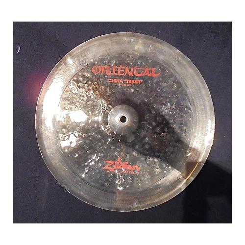 Zildjian 14in Oriental China Trash Cymbal