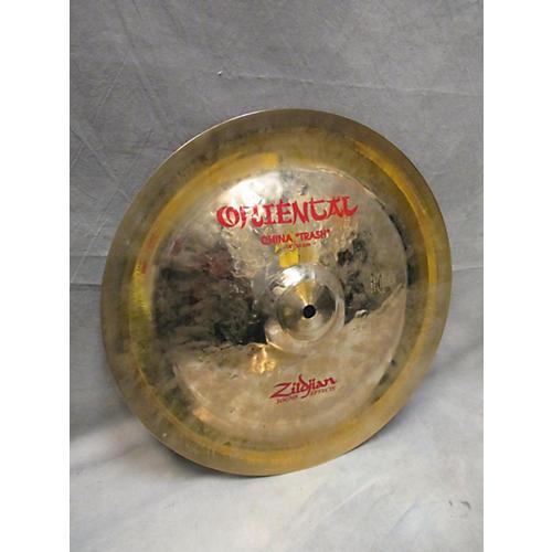 Zildjian 14in Oriental China Trash Cymbal-thumbnail