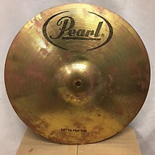 "Miscellaneous 14in PEARL 14"" HI HAT Cymbal"