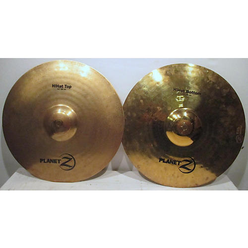 Zildjian 14in PLANET Z HI HAT Cymbal