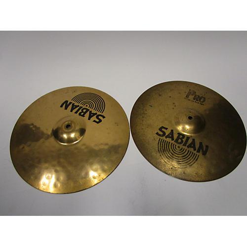 Sabian 14in PRO ROCK HATS Cymbal