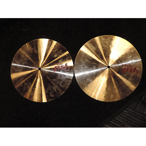 Paiste 14in PST 7 Heavy Hi-Hat Pair 14 In Cymbal
