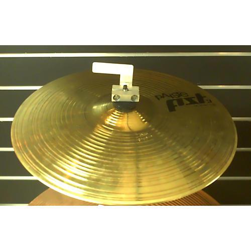 Paiste 14in PST3 Hi Hat Pair Cymbal-thumbnail