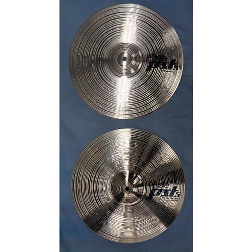 Paiste 14in PST5 Hi Hat Pair Cymbal-thumbnail