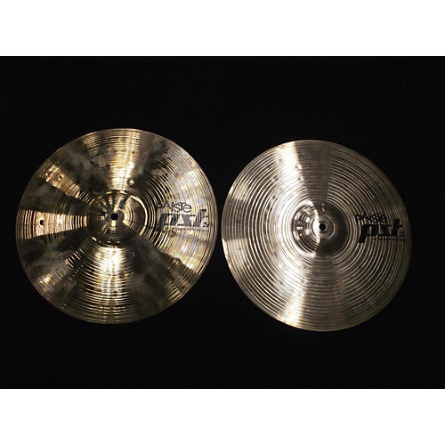 Paiste 14in PST5 Hi Hat Pair Cymbal-thumbnail