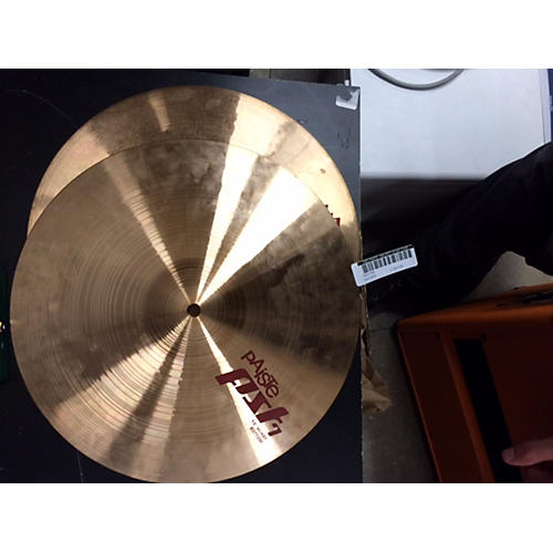 Paiste 14in PST7 Hi Hat Pair Cymbal-thumbnail