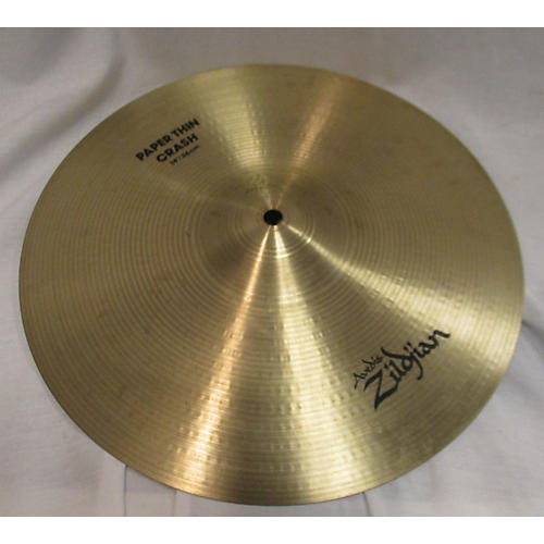 Zildjian 14in Paper Thin Crash Cymbal