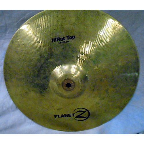 Zildjian 14in Planet Z Cymbal-thumbnail