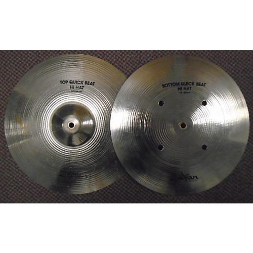 Zildjian 14in Platinum Series Quick Beat Hihat Cymbal-thumbnail