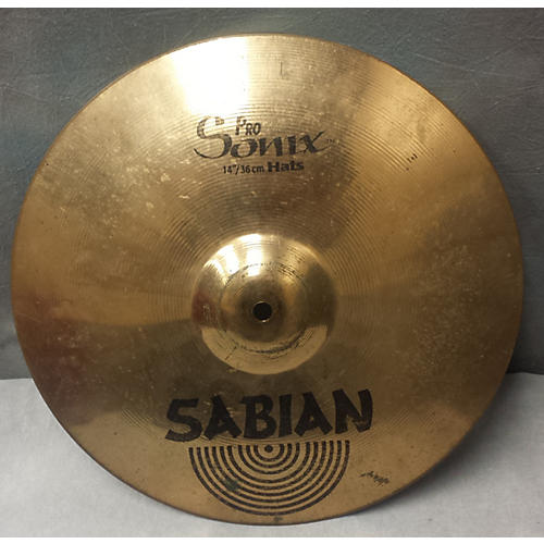 Sabian 14in Pro Sonix Bottom Cymbal-thumbnail