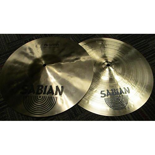 Sabian 14in Prototype Hi Hat Cymbal