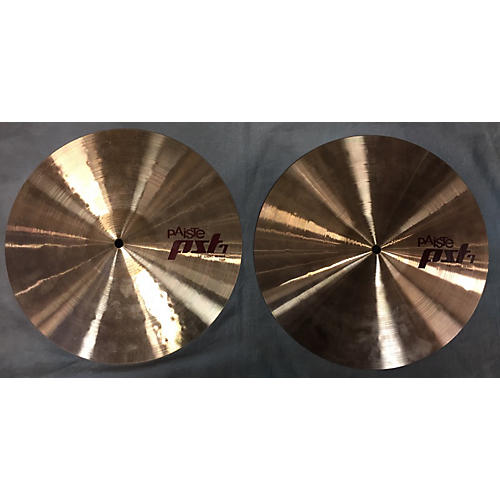 Paiste 14in Pst Thin Crash Cymbal