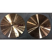 Paiste 14in Pst7 Light Hi-Hat Pair Cymbal