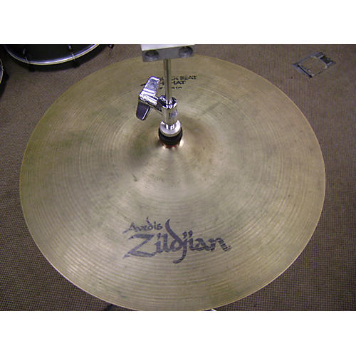 Zildjian 14in Quick Beat Hi Hat Pair Bronze Cymbal