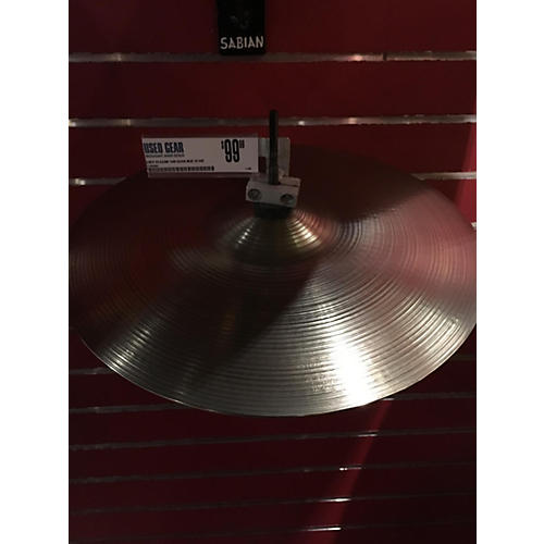 Zildjian 14in Quick Beat Hi Hat Pair Cymbal-thumbnail