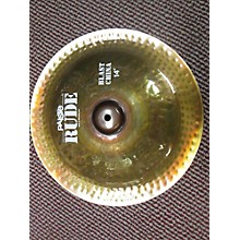 Paiste 14in RUDE BLAST CHINA Cymbal