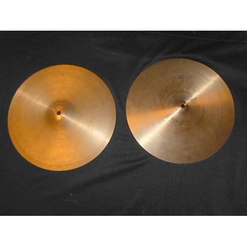 Zildjian 14in Rock Hi Hat Cymbal-thumbnail