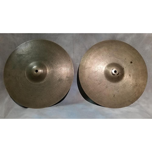 Zildjian 14in Rock Hi Hat Pair Cymbal
