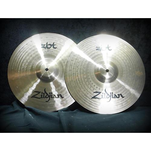 Zildjian 14in Rock Hi Hat Pair Cymbal  33
