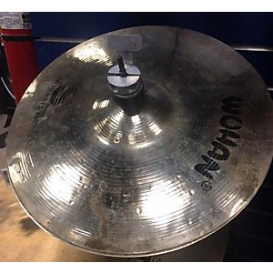 Pre-owned Wuhan 14 inch S SERIES HIHAT Cymbal by Wuhan