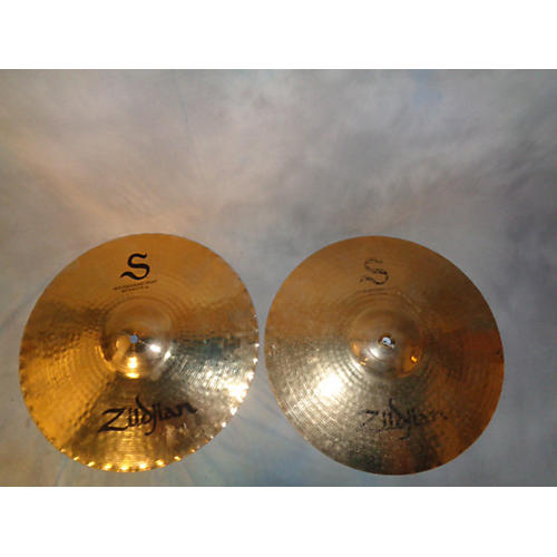 Zildjian 14in S Series Mastersound Hi-Hat Pair Cymbal