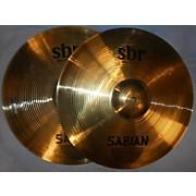 Sabian 14in SBR Hi Hat Pair Cymbal