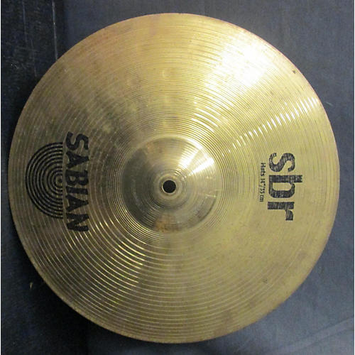 Sabian 14in SBR Hi Hat Pair Cymbal-thumbnail