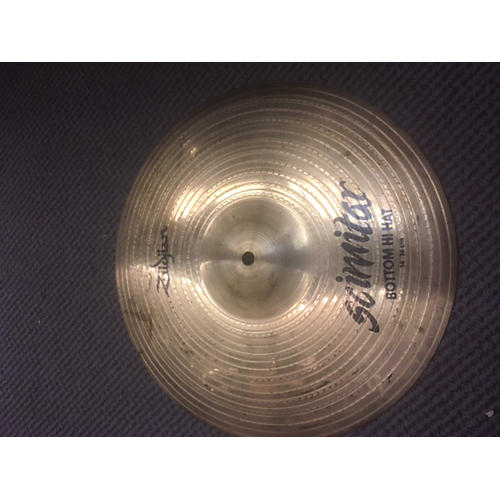 Zildjian 14in SCIMITAR HI HAT BOTTOM Cymbal