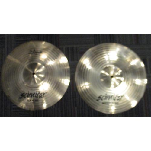 Zildjian 14in SCIMITAR HI HATS Cymbal