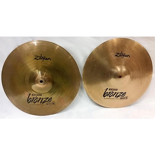 Zildjian 14in SCIMITAR ROCK HI HATS Cymbal